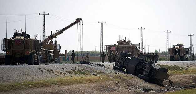 Taliban Attacks NATO Convoy in Afghanistan with SVBIED, Claims 7 NATO Soldiers Killed…