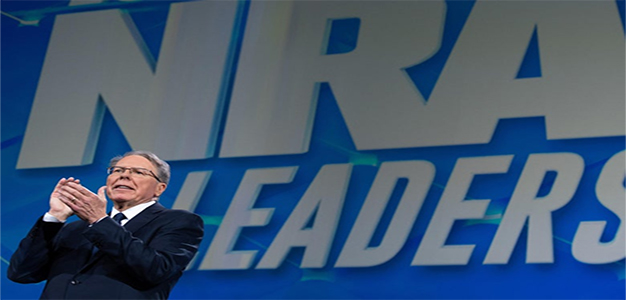 NRA_Wayne_LaPierre_National_Rifle_Association