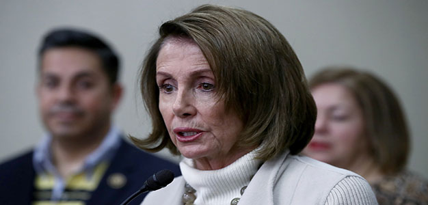 House Democrats Seize on Anti-Trump Strategy…