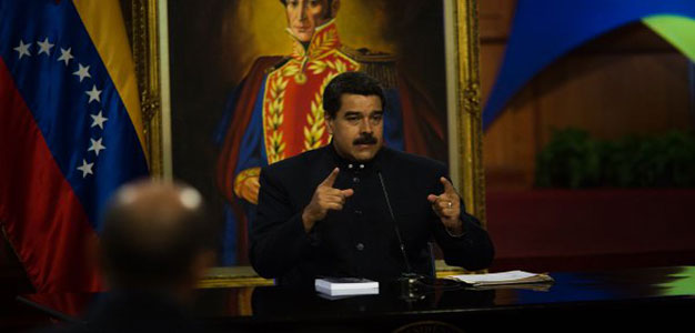Russia Sends Team to Venezuela to Help Draft Rescue Plan…