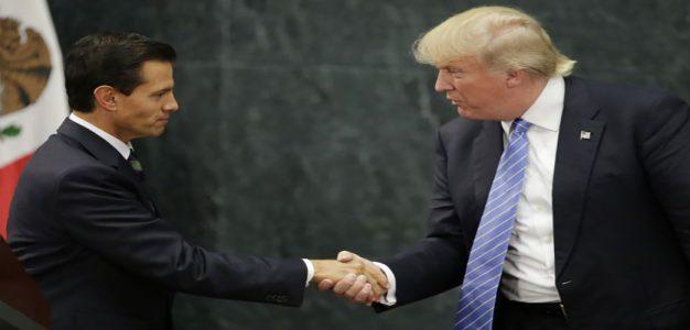Nieto and Trump Press Conference 083116