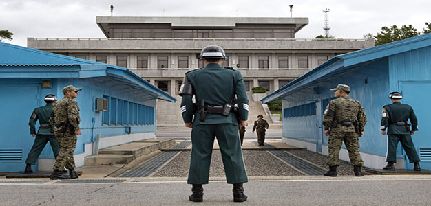 U.S., North Korean Generals Meet at DMZ to Talk About Sending Home America's War Dead…