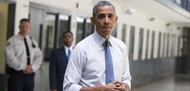 Obama at El Reno Federal Correctional Institution_2015