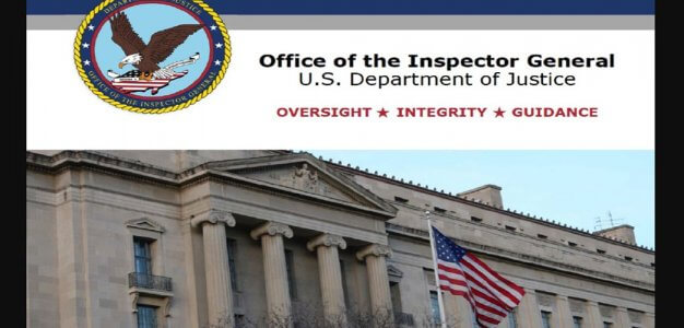 INSPECTOR GENERAL REPORT: Investigation of Certain Allegations Relating to Former FBI Deputy Director Andrew McCabe…