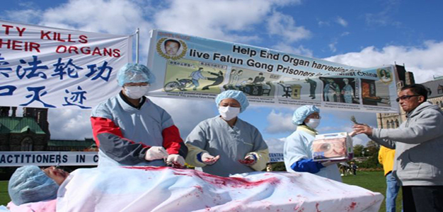 Organ_Harvesting_demonstation_the_Epoch_Times