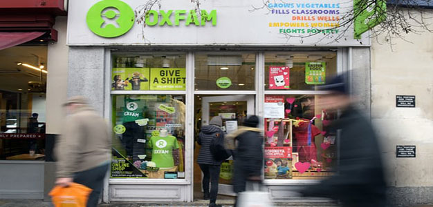 Oxfam's 'Aid For Sex' Scam Exposed…
