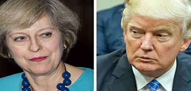 "U.K. Media: British Intelligence Heads Worried President Trump Will Discover Their Involvement in ""Spygate""…."