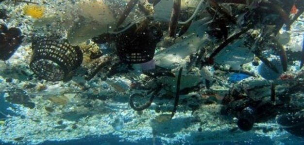 The Great Pacific Garbage Patch Is Three Times the Size of France and Growing…