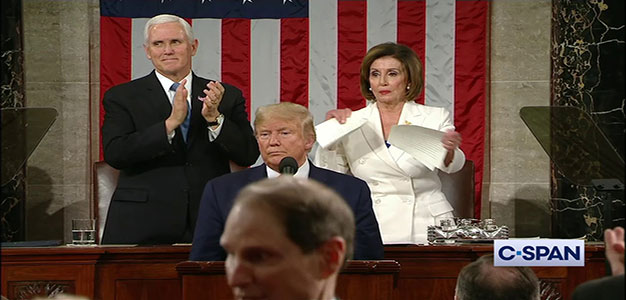 Pelosi_Tears_Up_Trump_SOTU_Speech_626