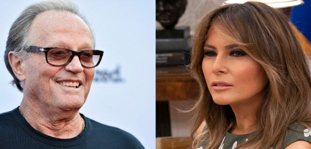 ACTOR PETER FONDA CALLS FOR BARRON TRUMP TO BE KIDNAPPED…