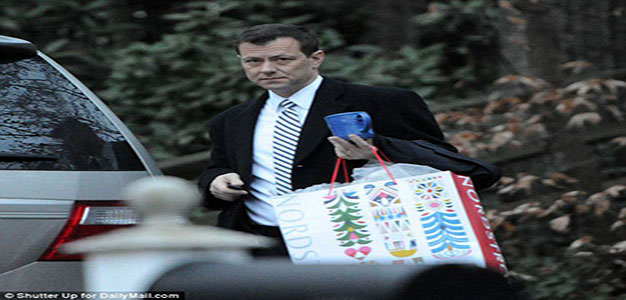 Peter Strzok Has Lost His Security Clearance…