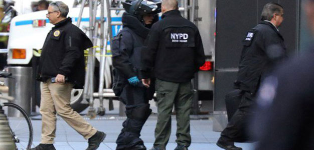 Slew of Bomb Threats Reported Across the Nation at Businesses and Media Organizations…