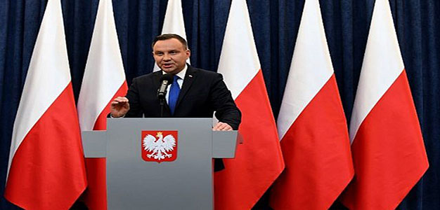 Polish President: Enforcing Holocaust Law May Be 'Unrealistic'…