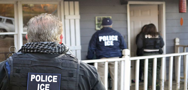 ICE Agents Say Trump 'Betrayed' Them by Retaining Obama's People…