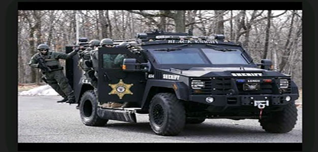 Dozens of Groups Urge Congress to Stop Transfer of Military Items to Cops…