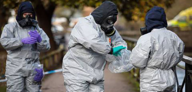 OPCW Salisbury Report Confirms Nothing But the Identity of the Chemical 284…