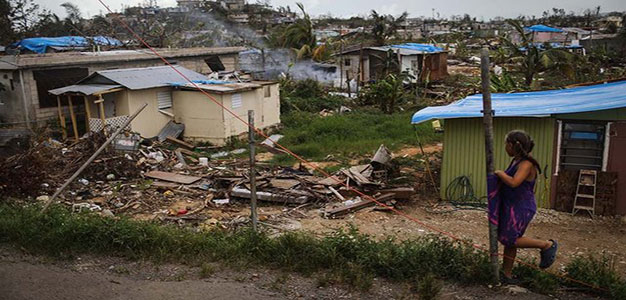 Trump: Puerto Rico's 'inept politicians' Using Hurricane Relief to Pay Off Debts…