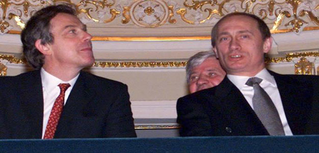 MI6 Regrets Helping Vladimir Putin to Win Power, Says Ex-Spy Chief…