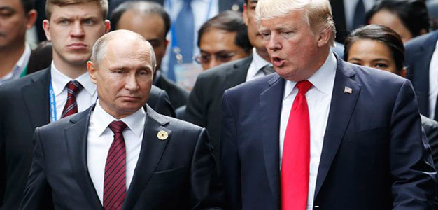 'Russiagate' Zealots (Mainly Democrats) Have Become a Major Threat to US National Security…