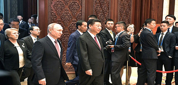Shaping the Future: Moscow and Beijing's Multipolar World Order…
