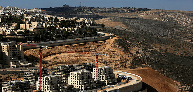 Israel Plans Construction of 15,000 New Settlements in E. Jerusalem…