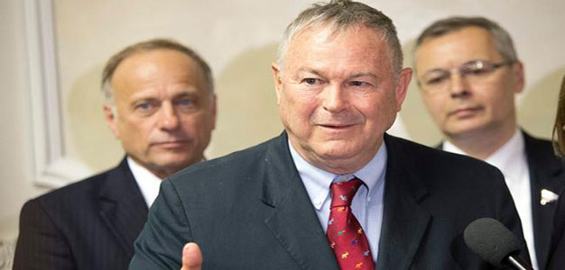 Rep Dana Rohrabacher: Someone Leaked 'Very Important' Call With John Kelly Concerning WikiLeaks…