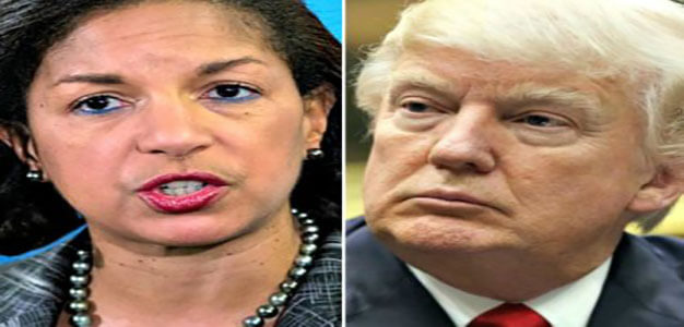 CNN: Rice Unmasked Trump Team Because Obama Was Offended by UAE Crown Prince Visit to NY…