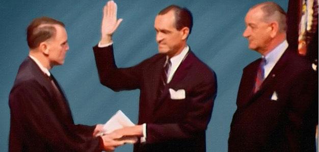 CIA Richard Helms_Swearing In