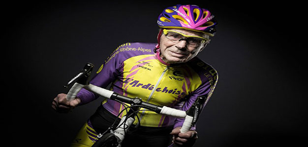 Lessons on Aging Well, From a 105-Year-Old Cyclist…