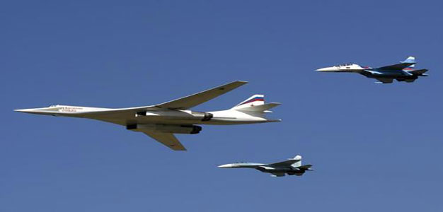 Russia Deploys Nuclear-Capable Tu-160 Bombers to Venezuela…