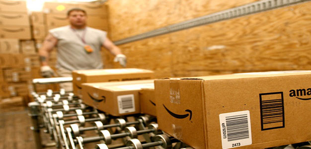 WHAT?: Amazon 'used neo-Nazi guards to keep immigrant workforce under control' in Germany…