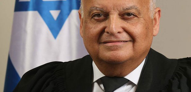 'A very, very, very bad law': Justice Joubran on Israel's New Nation State Law…