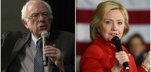 Sanders: Clinton Can't Lead a Political Revolution…
