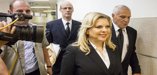 Sara Netanyahu Charged with Fraud for Ordering $96k Worth of Meals From Gourmet Chefs …