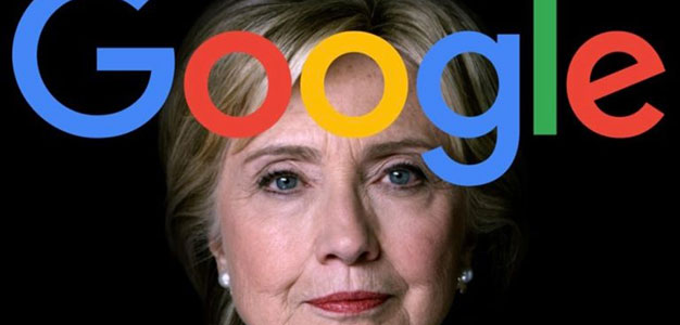 Google Accused of Manipulating Searches, Burying Negative Stories About Hillary…