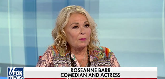 A Humbled Roseanne Barr Opens Up to Her Pal Sean Hannity (VIDEO)…
