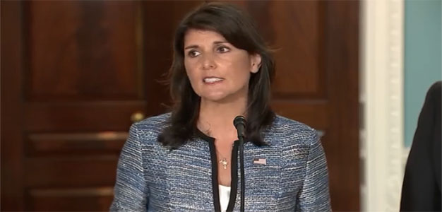 U.S. Pulls Out of UN Human Rights Council…
