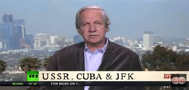 Dick Russell Speaks on the New JFK Assassination Files (VIDEO)…