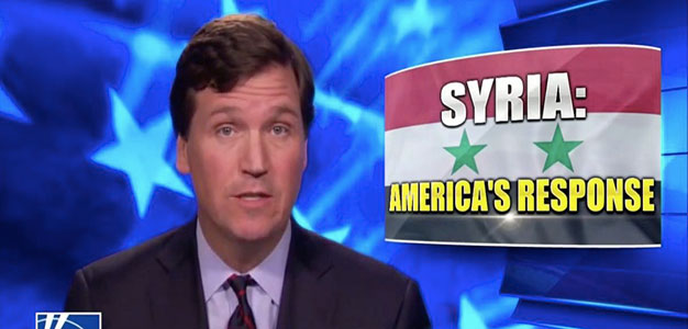 Non-Interventionism Finds a Home on Fox News…