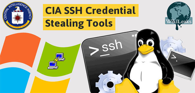 Vault 7: WikiLeaks Unveils CIA Implants That Steal SSH Credentials from Windows & Linux PCs…
