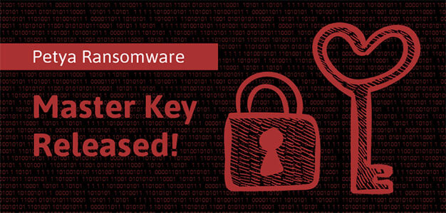 Private Decryption Key for Original Petya Ransomware Released…