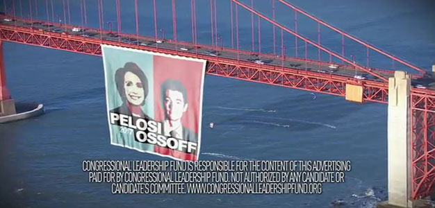 Handel's Win Was a Slap Down of Pelosi, the Left Coast and Their Agenda…