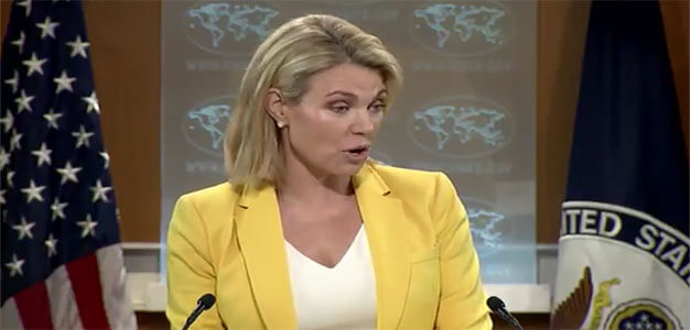 Trump Names State Spokeswoman Nauert for UN Ambassador…