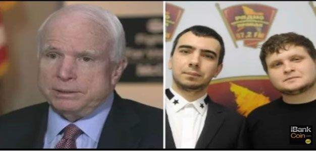 McCain Talks U.S. Russian Sanctions with Prankster Pretending to be Ukrainian Prime Minister (AUDIO)…