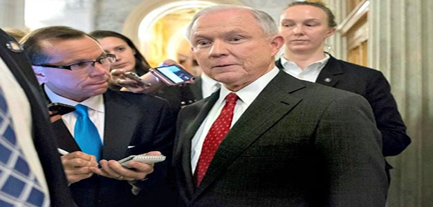 Report: AG Sessions Freezes Aid Program for Illegal Migrants…