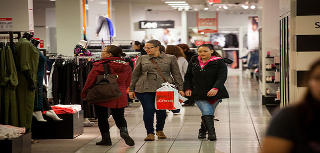 Consumer Confidence Soars Highest in 16 Years…