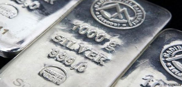Silver bars_Reuters