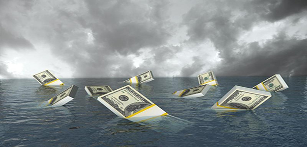 Sinking_Money_Currency
