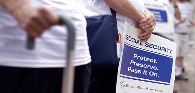 Retirees on Tap for Biggest Increase in Social Security Benefits Since 2011…