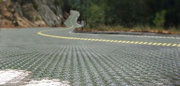Solar Roadway Test